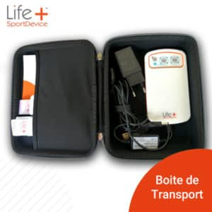 Box transport Life+SportDevice