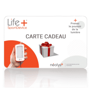 Carte Cadeau Life+SportDevice