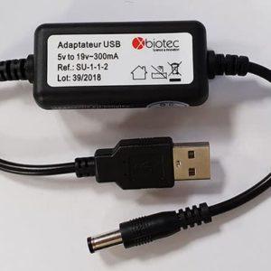 Adaptateur USB Life+ & Néolys+