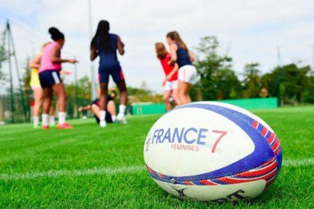 Rugby à 7 – L'interview de Coralie Bertrand