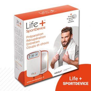 Lifeplus sportdevice